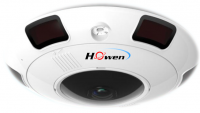 Hero-N85JC4D21-6M-EIR Fisheye 6Mp IP camera